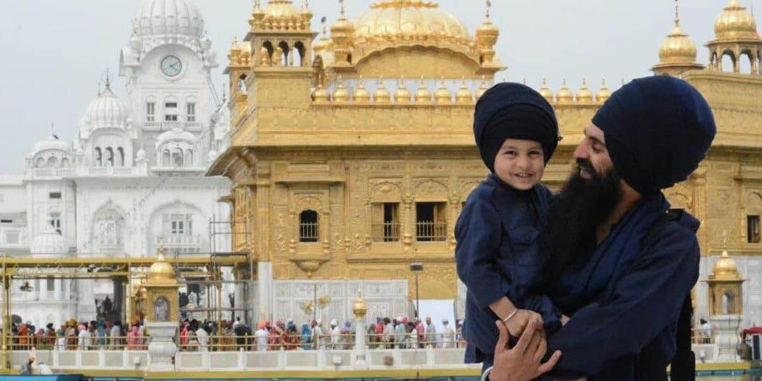 Aprendre a compartir: el testimoni de la comunitat Sikh – Gagandeep Singh Khalsa