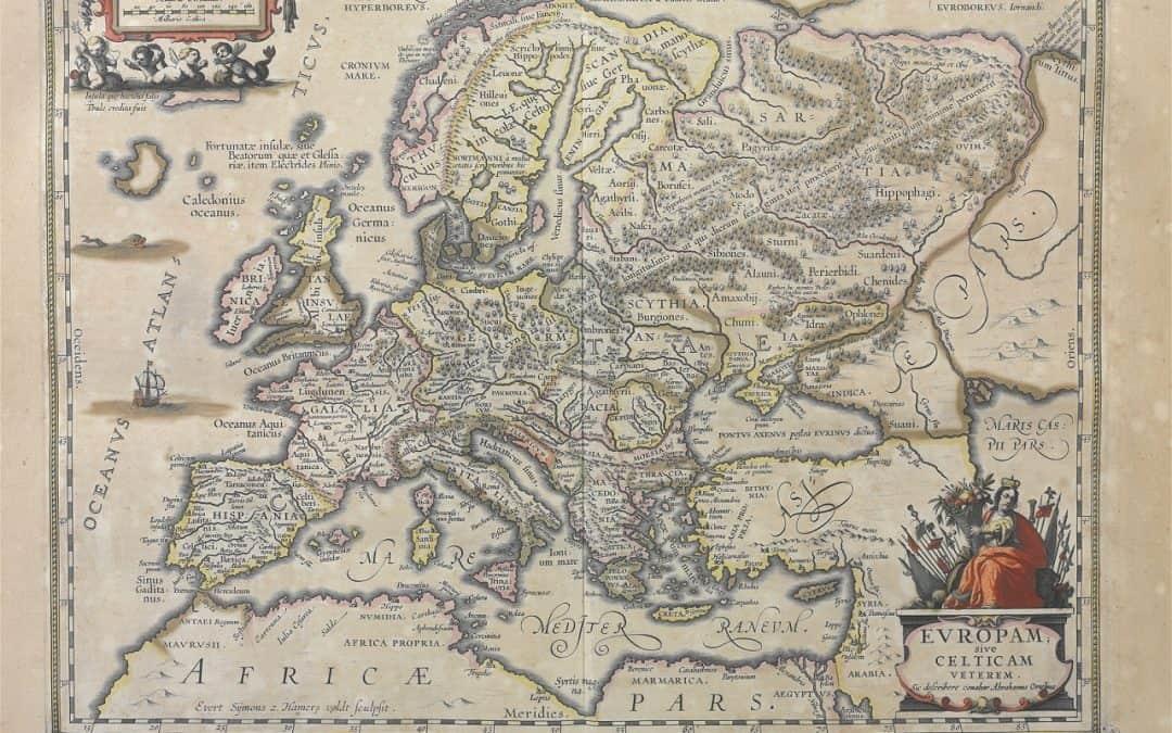 Cultura europea en 'roaming'