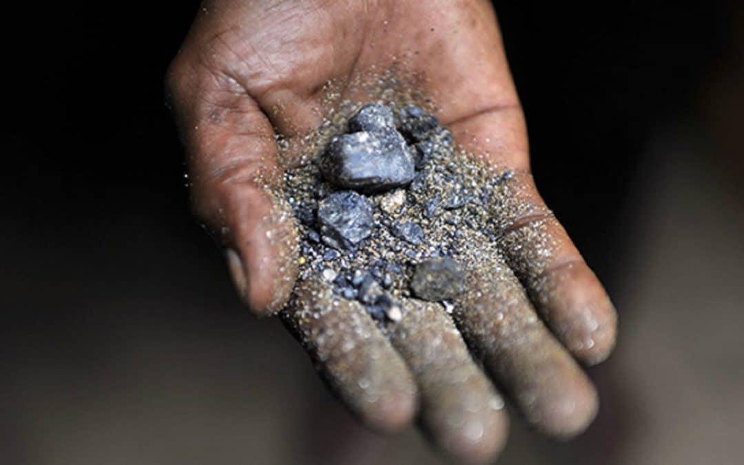 Coltan, l'or negre
