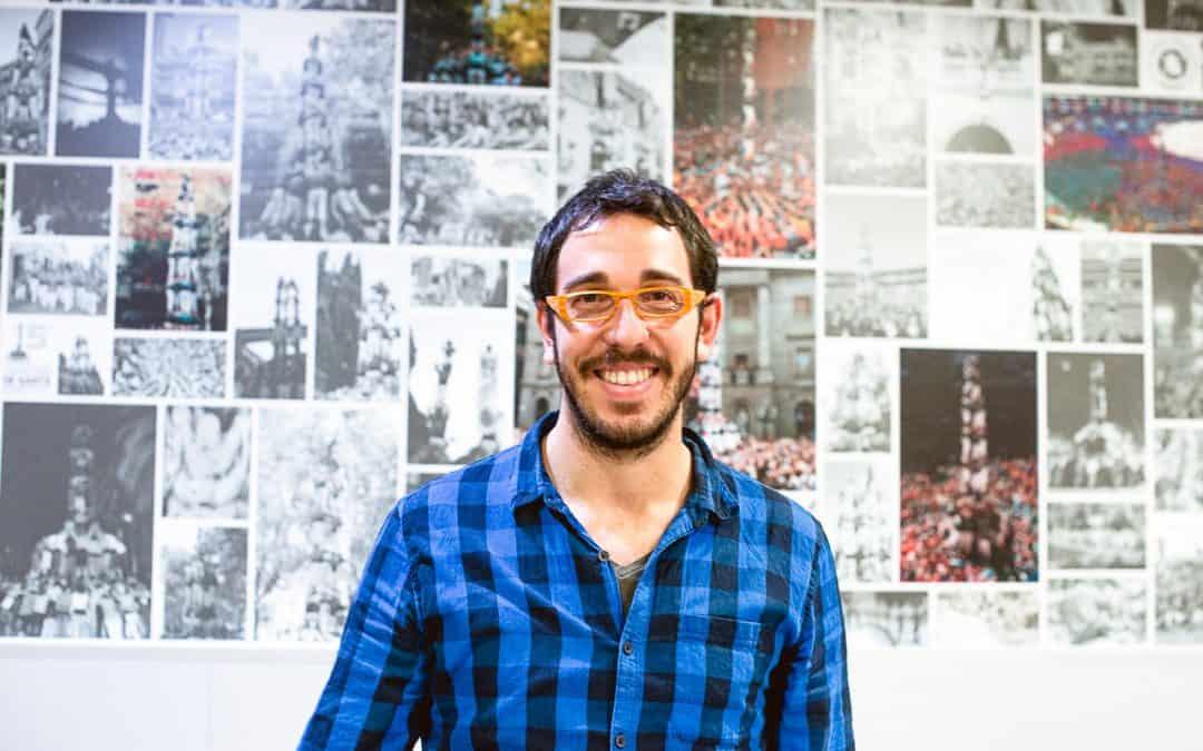 Entrevista a Pere Camprovin