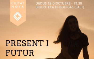 [presentació] Present i Futur