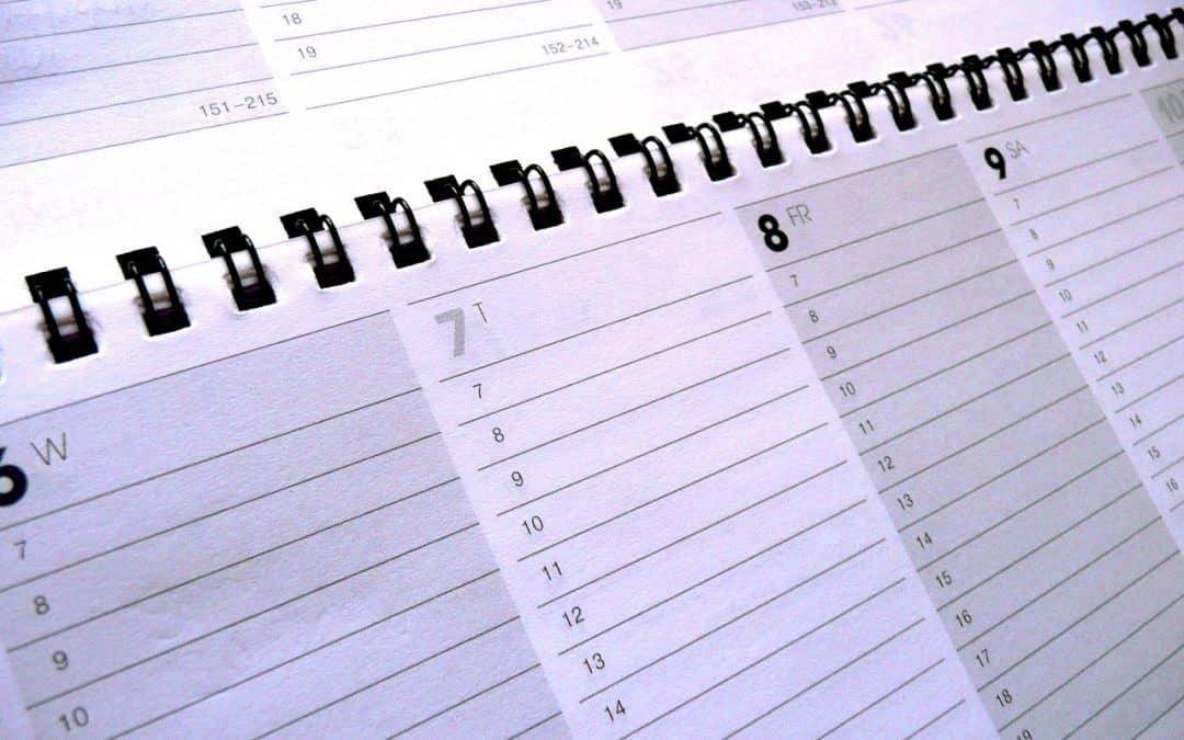 Calendari per a infants