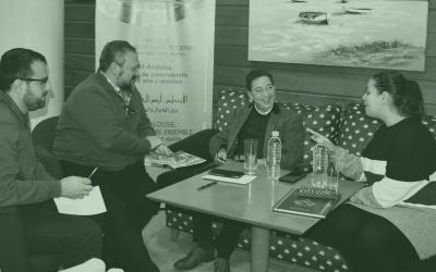 """Xeic Khaled Bentounes: """"S'ha d'ensenyar la cultura de la pau a les noves generacions"""""""